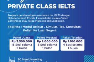 IELTS Private Class